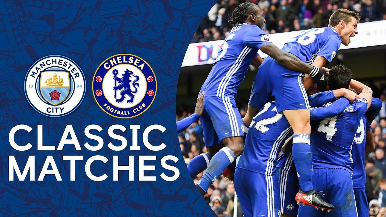 Download Manchester City 1-3 Chelsea | Hard Fought Win Ends In Chaos | Premier League Classic Highlights