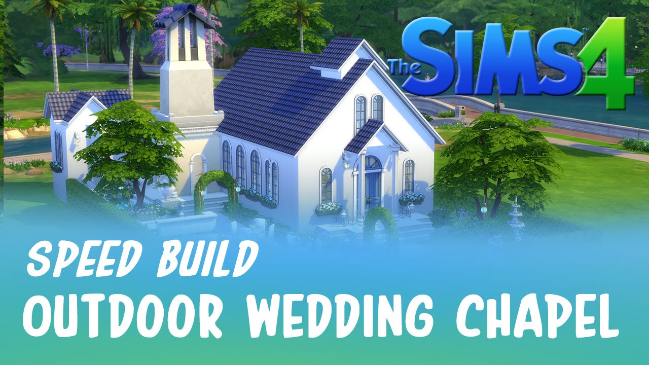 The Sims 4 Speed Build