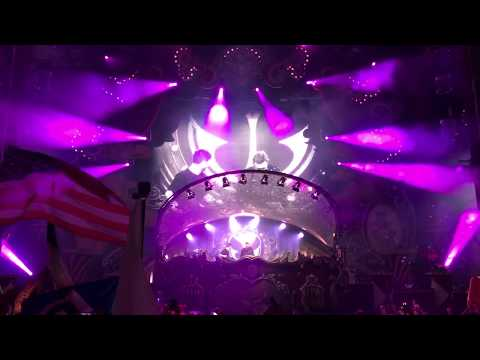 Martin Garrix & David Guetta - So Far Away (feat. Ellie Goulding) @ Tomorrowland 2017