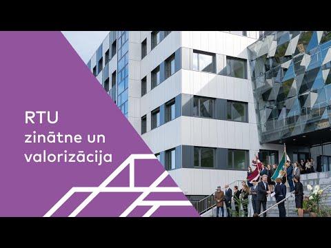 RTU Datorzinātnes un informācijas tehnoloģijas fakultātes un auditoriju mājas jaunās ēkas atklāšana