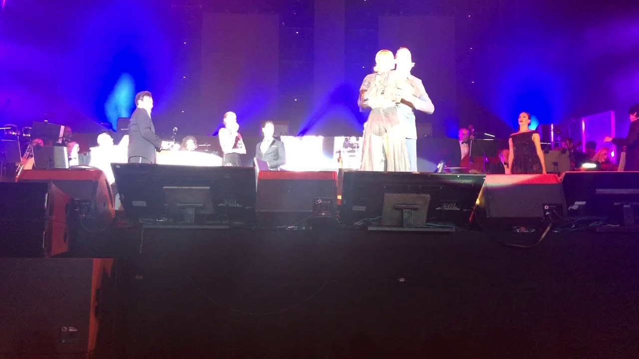 Il divo unchained melody tel aviv june 19 2018 youtube - Il divo unchained melody ...