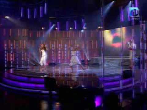 Rebeka Dremelj - Vrag Naj Vzame (EMA 2008 - Final)