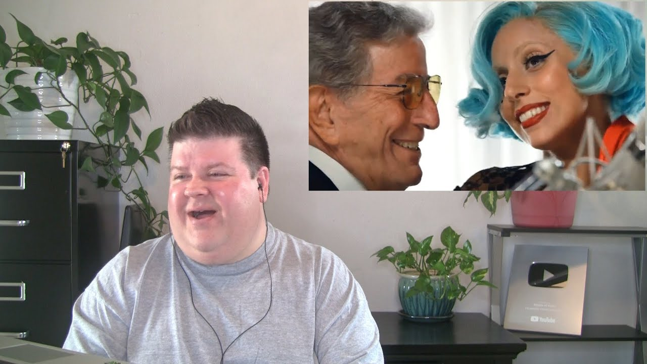 Voice Teacher Reacts to Tony Bennett & Lady Gaga - The Lady is a Tramp