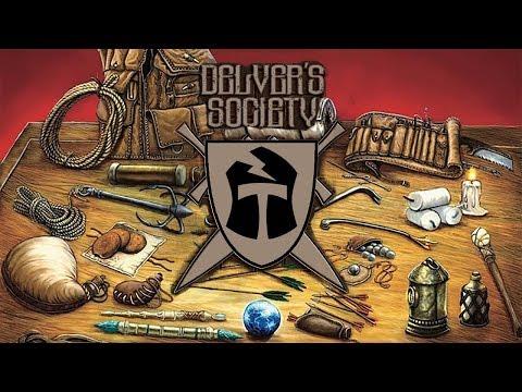 Delvers' Society - Dancing Shadows