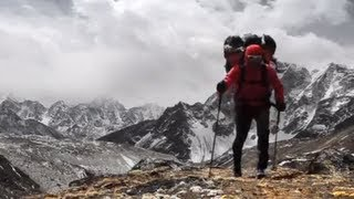 Ueli Steck - Training for Everest Without Oxygen 2013