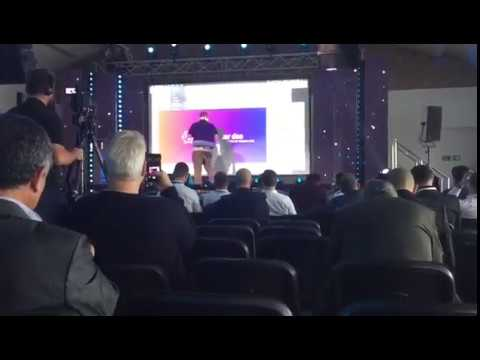 DataBrokerDAO presentation at World Blockchain Forum London, September 26, 2017