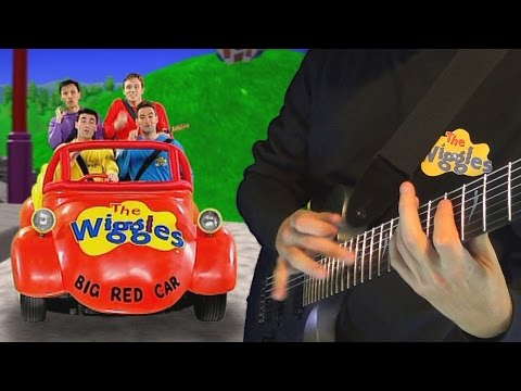 The Wiggles METALCORE!