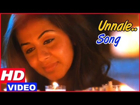 Darliing Tamil Movie - Unnale Song Video | Nikki Galrani gets possessed by Evil Spirit