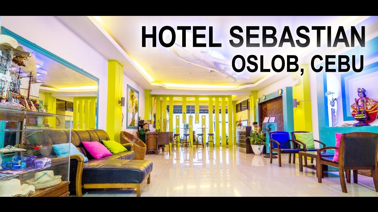 Hotel Sebastian Oslob Cebu