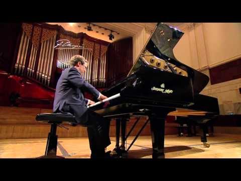 Ashley Fripp – Etude in A minor Op. 25 No. 11 (first stage)