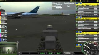 Let's Play Airport Simulator 2013 #17 Mission 10 Jetzt wirds aber eng
