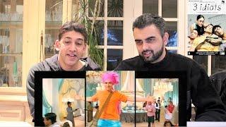 3 Idiots Trailer Reaction-Review! | (Aamir Khan, Kareena Kapoor Khan, Madhavan)