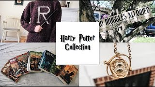 My Harry Potter Merchandise Collection