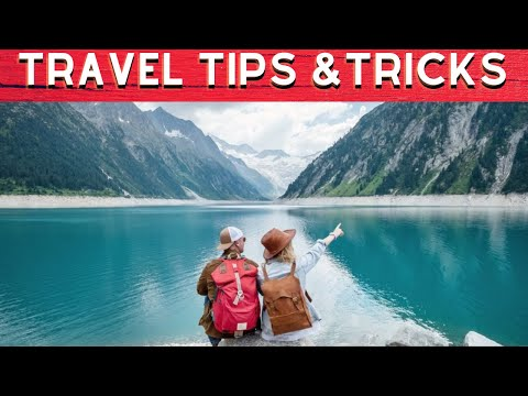TRAVEL TIPS AND TRICKS|FULL HD