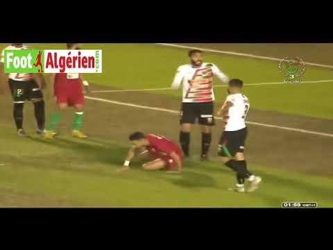 Ligue 1 Algérie (29e journée) / USM Bel Abbès 2 - 1 MC Alger