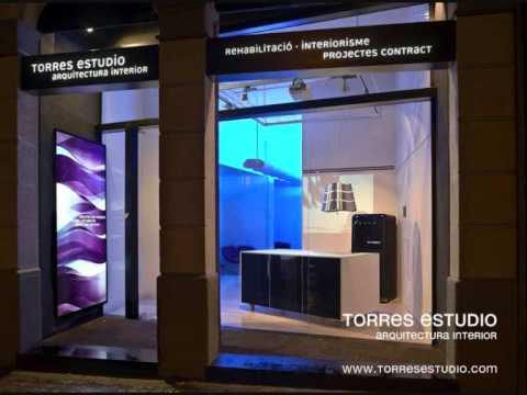 Torres estudio interiorismo barcelona arquitectura interior en barcelona youtube - Estudio interiorismo barcelona ...
