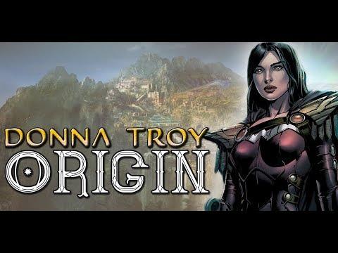 Donna Troy Origin (Wonder Girl) | DC Comics