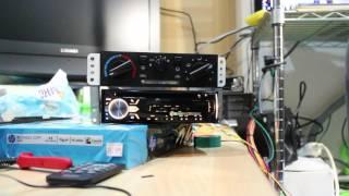 2017 Pioneer X2950 UI  SETP   display  測試畫面