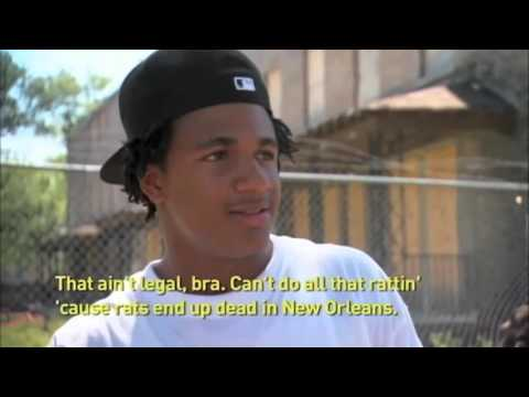 New Orleans High - toughest school in America