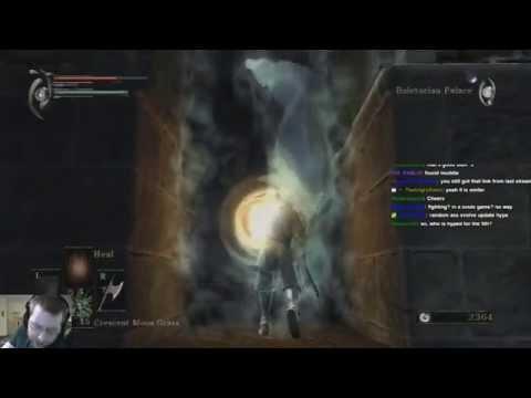 Demon's Souls Drunkthrough - Part 3: The Phalanx