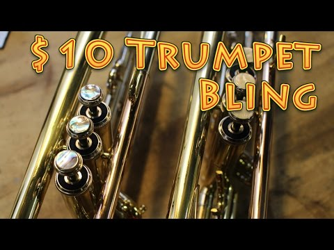 Bling Your Trumpet For $10
