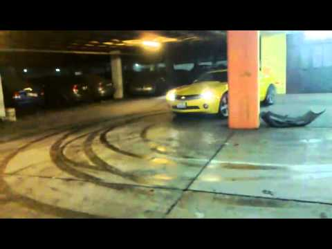 Camaro Rs 2011 Drift