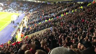 MAN UTD Chants - Ole's at the wheel - Leicester away