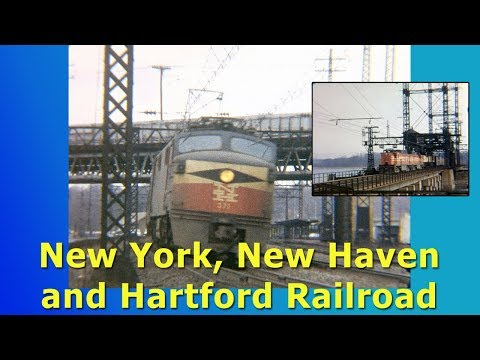 The New Haven RR (Electrics) & Long Island Railroad
