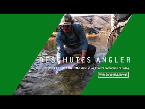 STEELHEAD PRESENTATION: Getting The Most Out Of The Swing