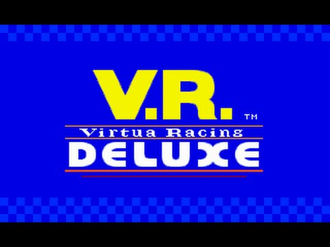 Sega 32X Longplay [006] Virtua Racing Deluxe