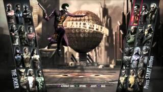 Advance Guard Episode 20: Injustice - Gods Among Us