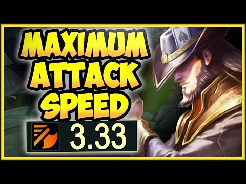 MAX ATTACK TWISTED FATE CHALLENGE IS 100% DUMB ON-HIT TWISTED FATE TOP GAMEPLAY League of Legends