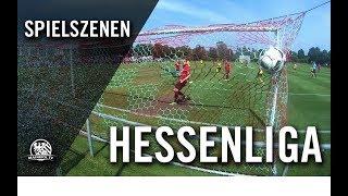 Sc Hessen Dreieich – Sg Rot-weiss Frankfurt (33. Spieltag, Hessenliga)