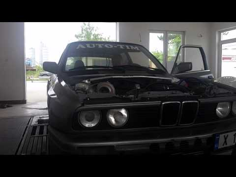 BMW E30  M20 2753cc turbo 705whp@796nm