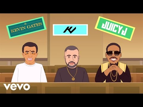 K Check - On Me ft. Juicy J, Kevin Gates