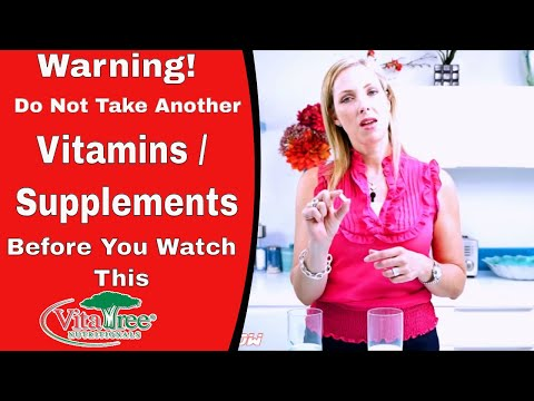 Magnesium Stearate : Do Not Take Another Vitamin Before You Watch This! VitaLife Show Episode 154