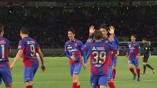 2018年4月11日(水)に行われた明治安田生命J1リーグ 第7節 FC東京vs...