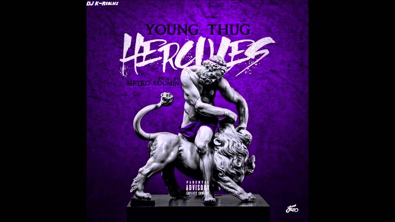 Download Young Thug ~ Hercules (Chopped and Screwed by DJ K Realmz)