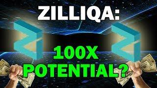WILL ZILLIQA (ZIL) 100X?? IS IT WORTH INVESTING?