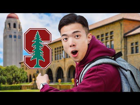Stanford Campus Tour: Home to the Richest Tech Billionaires!