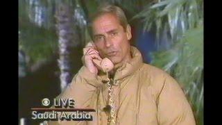 First 2.5 hours of Operation Desert Storm (Gulf War - Part 1): CBS News Special Report (live) . 1991