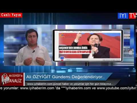 Ali ÖZYİĞİT'le Analiz 2 Ocak 2018
