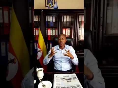 Gashumba attacks museveni on extension of term limits