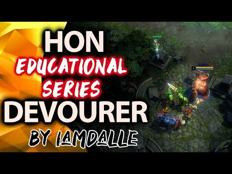 HoN Educational | Devourer Jungle - By- IamDalle