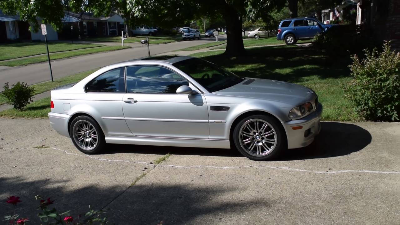 I Couldn't Pass Up This Craigslist Deal - E46 M3