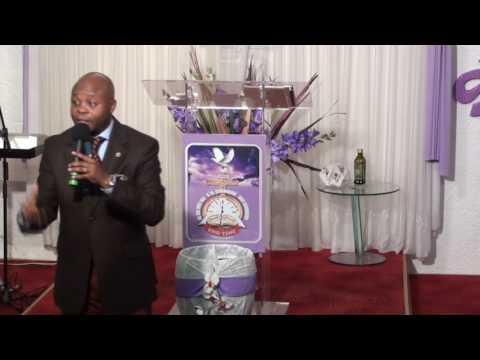 Révérend Fofy Ndelo, La Parole de Dieu Est Un Médicament