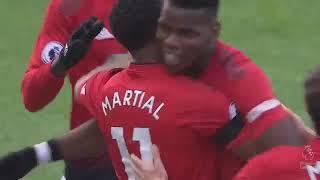 видео: Фулхем vs Манчестер Юнайтед 0-3