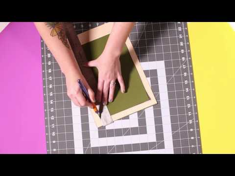 Light Up Photo Frame DIY
