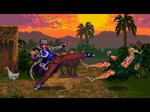 Eternal Champions (Genesis) Playthrough - NintendoComplete