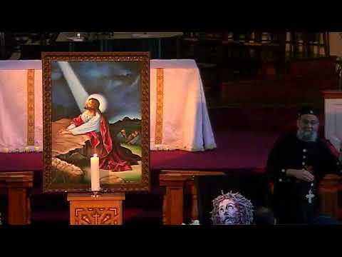2018 Holy Week 2: Explanation of Monday Readings